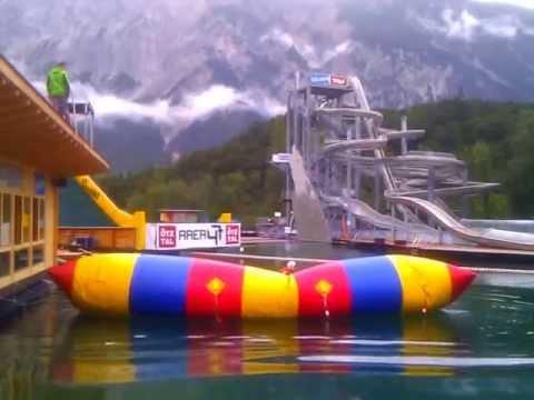 Area 47, Austria, extreme sport park!