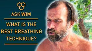 Какая самая лучшая дыхательная техника Спроси Вима