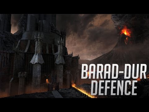 BFME2: Edain Mod - The Defence of Barad-dûr Beta {feat. Yamgot}