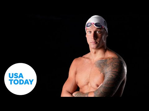 American swimmer Caeleb Dressel is chasing greatness at the Tokyo Olympics | USA TODAY