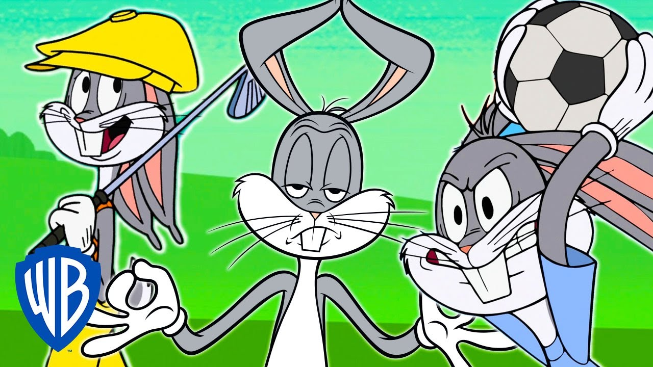 Download Looney Tunes | Best Sports Moments | WB Kids