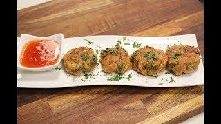 Thai Fish Cakes | Seafood Recipe | Sanjeev Kapoor Khazana