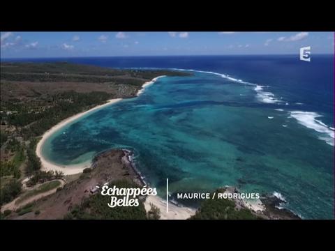 Maurice - Rodrigues, diamants des lagons - Échappées belles