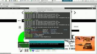 Arduino + Raspberry Pi = RaspDuino