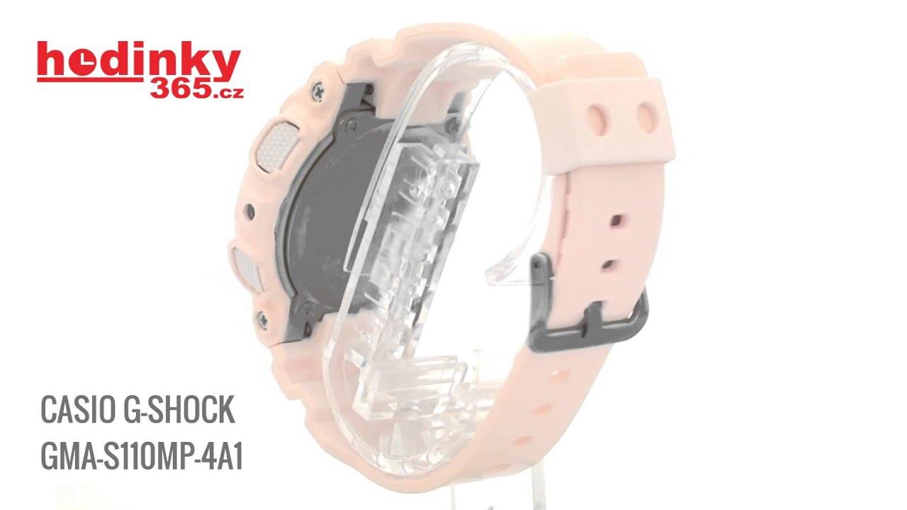 64db02abc15 Casio G-Shock GMA-S110MP-4A1 - YouTube