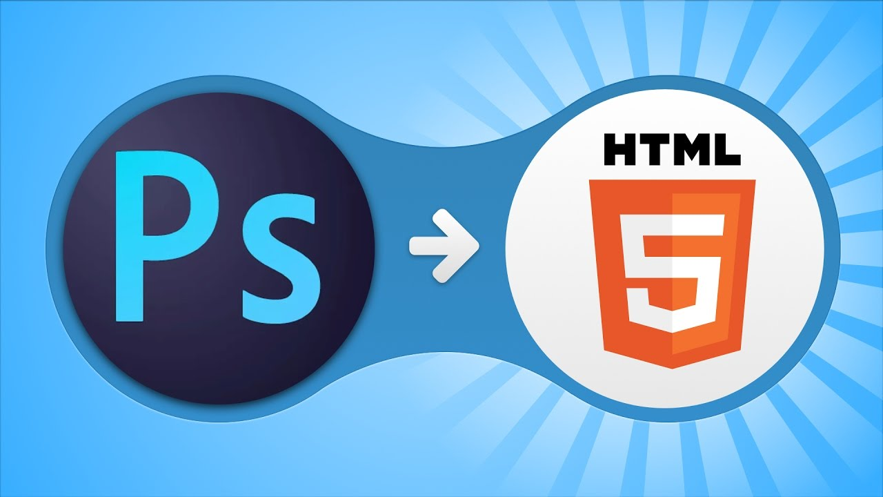 How To Convert PSD To HTML Using Brackets
