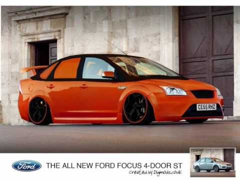 ford focus tuning youtube. Black Bedroom Furniture Sets. Home Design Ideas