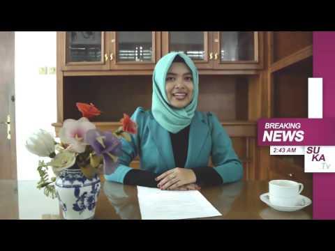 News Casting Competition FBB 2017 (Shabrina Filda / MAN 1 Yogyakarta)