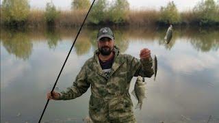 Рыбалка в Астрахани Ловим воблу 1сер
