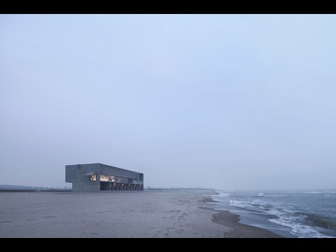 Seashore Library: The World's Loneliest Library