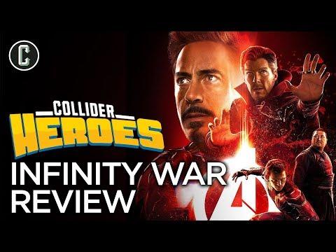 Avengers: Infinity War Review (No Spoilers) - Collider Heroes