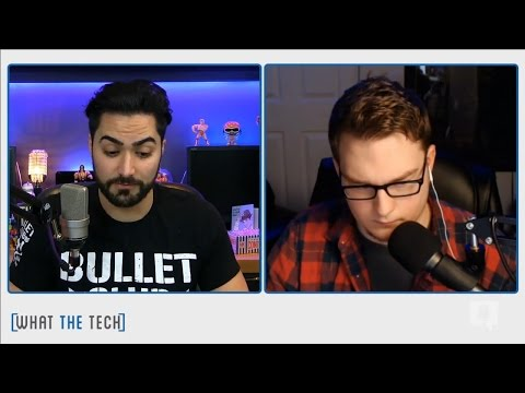 What The Tech Ep. 301 - Microsoft Build 2016