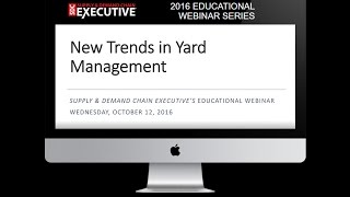 New Trends In Yard Management