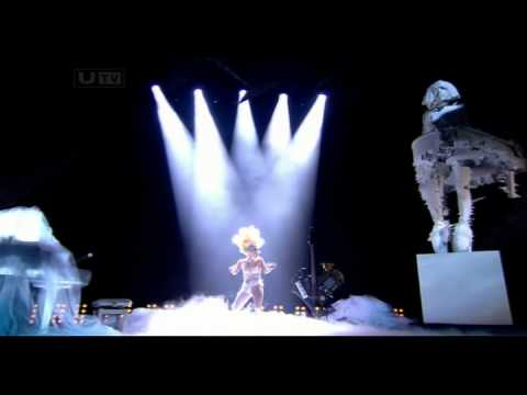 Lady Gaga - Brit Awards 2010