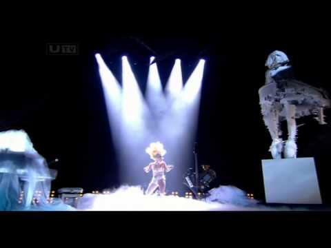 Lady Gaga - Brit Awards 2010