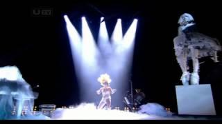 Lady Gaga - Brit Awards 2010 Video