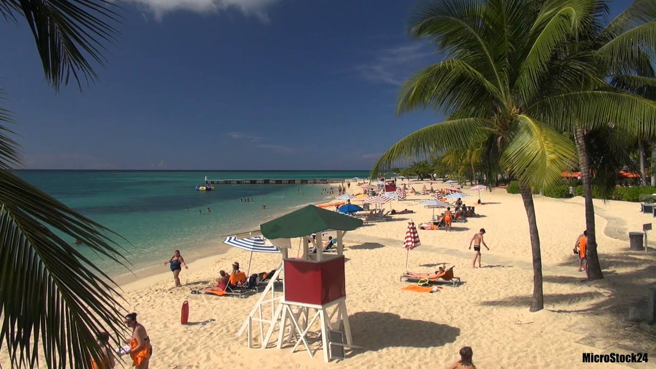 Caribbean Relaxation: Pure Relaxation: Caribbean Dream Beaches