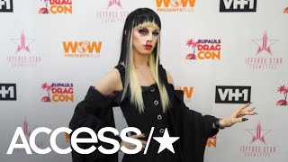 'RuPaul's Drag Race's' Aquaria On Owning 'Snatch Game' As Melania Trump | Access