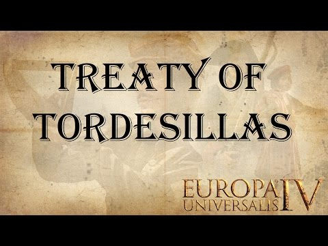 EU4 Treaty of Tordesillas guide 1.15