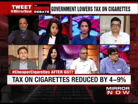 Excise duty on cigarette removed – The Urban Debate (July 5)