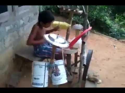 talent of slum guy