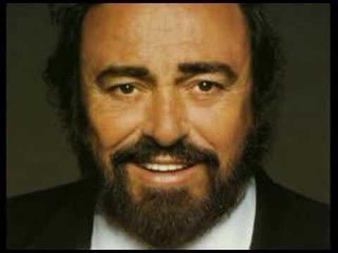 Luciano Pavarotti - 'O sole mio