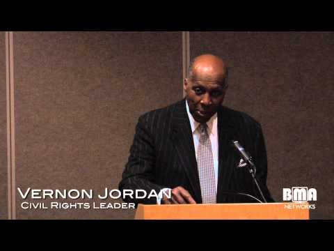 MLK Breakfast Vernon Jordan