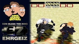 SGB Smackdown Sunday: Ehrgeiz: GOD BLESS THE RING (Mini Games)