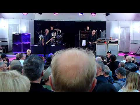 THE STRANGLERS - WATER - KELVINGROVE BANDSTAND, GLASGOW - 29 JUNE 2019