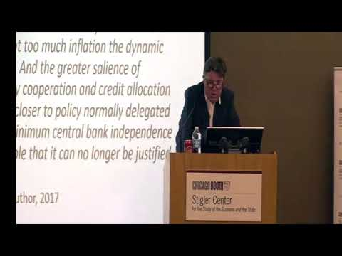 """Mini-course: """"Problems of Legitimacy for Central Banks in Democracies"""" with Paul Tucker - Day 3"""