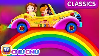 ChuChu TV Classics - Let's Learn The Colors! | Nursery Rhymes and Kids Songs