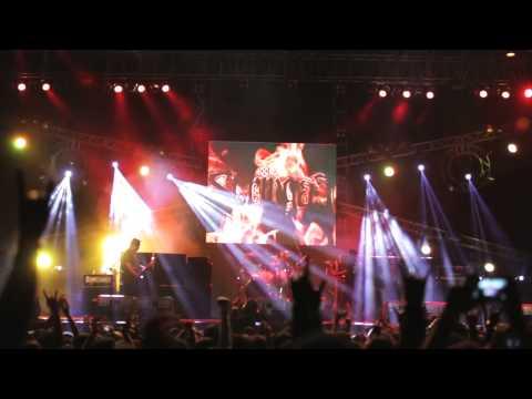 Seringai - Program Party Seringai (live in Hammersonic 2013)