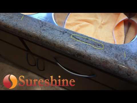 Granite Crack Repairs Explained - - YT