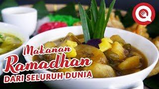 Menu Ramadhan Dari Seluruh Dunia