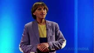 The Human Eyeborg: Neil Harbisson at TEDxGateway
