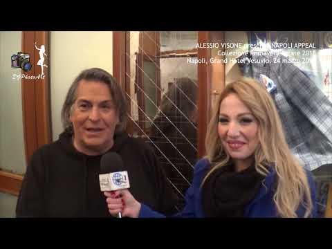 Alessio Visone   Collezione Primavera Estate 2018 - Interviste Di Delia Paciello Per DGPhotoArt
