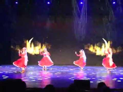 Bollywood show lights up China-Eurasia Expo