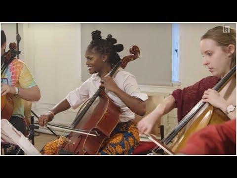 Lady Gaga & Coldplay - Bad Romance & Viva La Vida (Cover by Berklee Cellos)