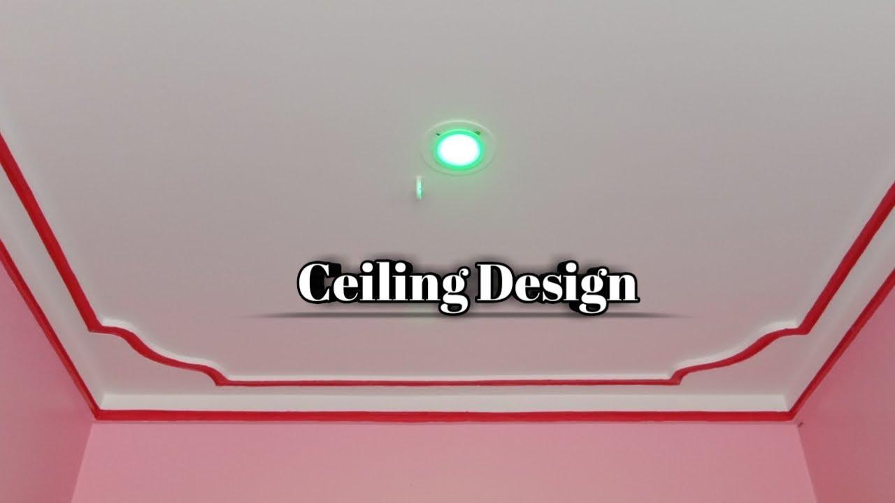 Ceiling Corner Ceiling Design Border Ceiling Corner Design Raj M Bhadrak Youtube