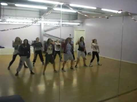 Mania Dance Studio Seniors Nov 2011