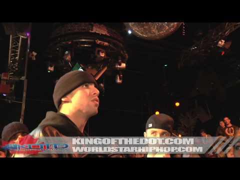 KOTD - Rap Battle - Skelly vs Bender