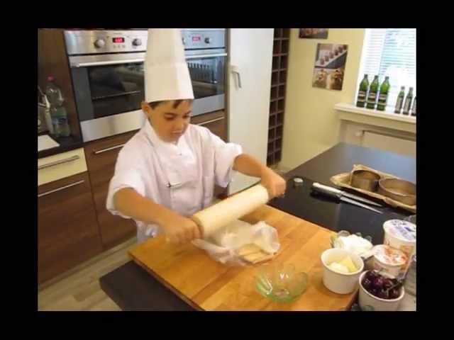 Šéfkuchař Ondřej Lev ve studiu Šelma v kuchyni