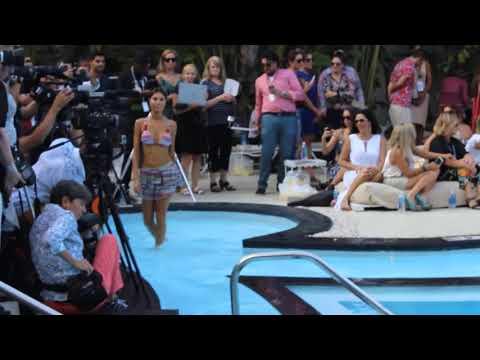 , Splish Splash. Poko Pano At Mercedes-Benz Fashion Week Swim