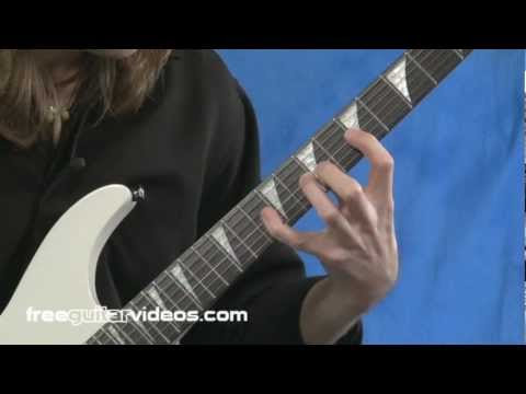 Stretching Exercises for Guitar