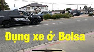 1 Người Mexican Đụng Xe 1 Chị Việt Nam Ngay Bolsa