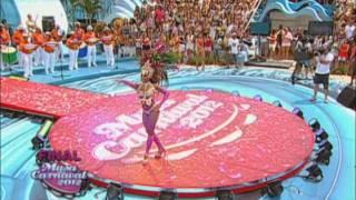 Caldeirão do Huck - Musa Carnaval Rio de Janeiro 2012 (Evelyn Mangueira)