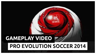 Pro Evolution Soccer 2014 Gameplay [HD]