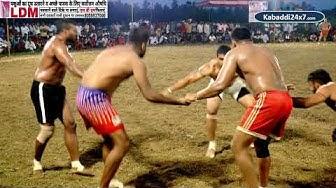 Ahar v Balbehra Top Match at Fatehpur Ambala