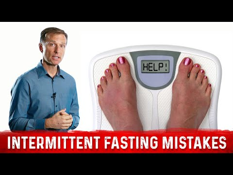 Mistakes with Intermittent Fasting that Ruins Your Results