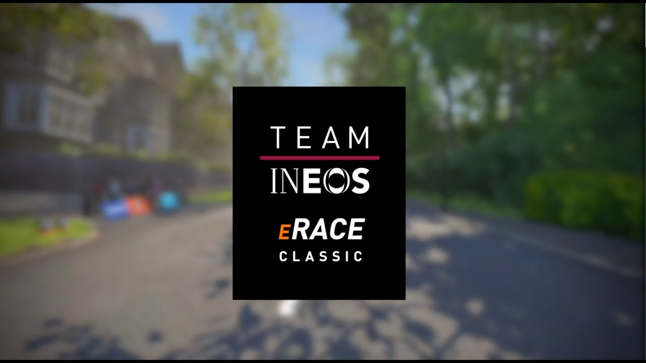 Team INEOS eRace Classic highlights